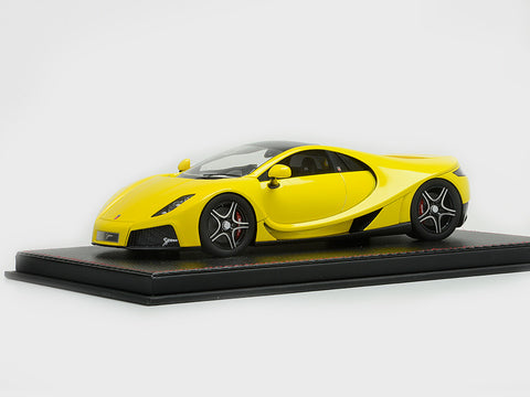 FrontiArt 1:18 GTA Spano (Yellow)