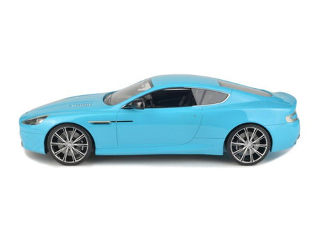 FrontiArt 1:18 Aston Martin DB9 (Baby Blue)