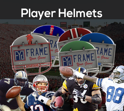 Player Helmets