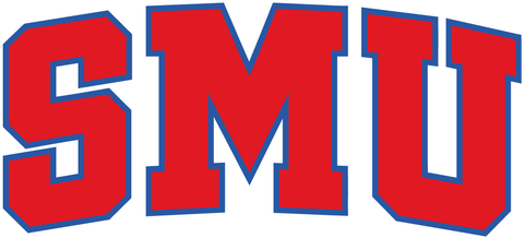 SMU Southern Methodist University Mustangs