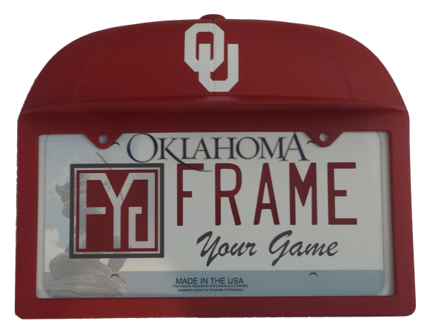 University of Oklahoma Baseball Cap Frame