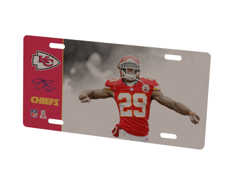 Kansas City Chiefs Eric Berry Metal Photo