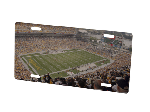 Pittsburgh Steelers Stadium Metal Photo