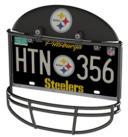 Pittsburgh Steelers Helmet  Frame
