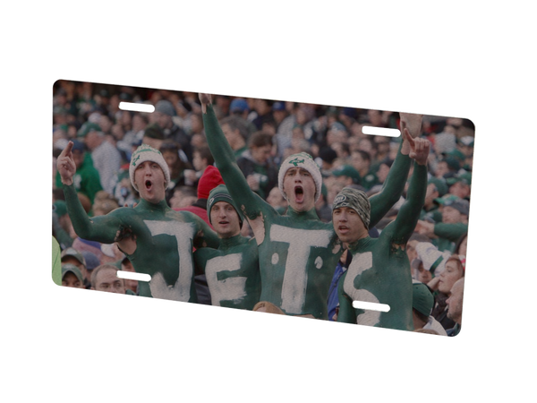 New York Jets Custom Metal Photo