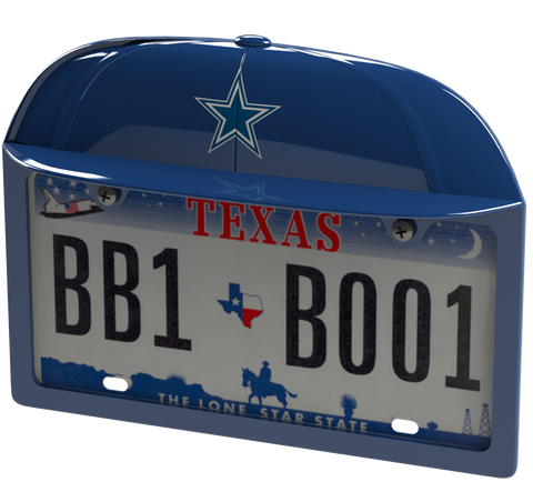 Dallas Cowboys Baseball Cap Frame