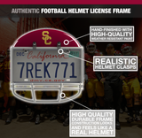 USC Helmet/Mask - can be used on the front or back of the car or as a photoframe