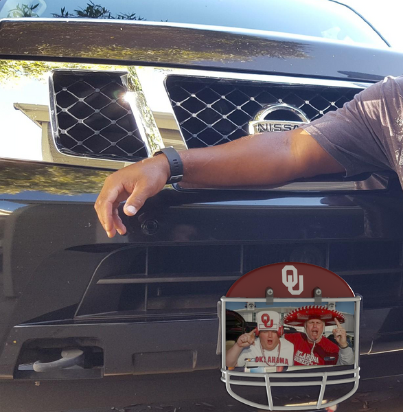 University of Oklahoma Custom Metal Photo