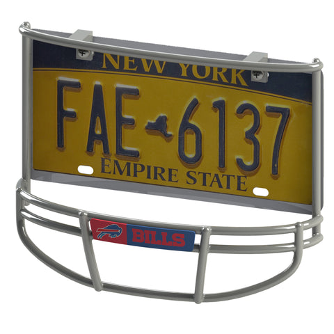 Buffalo Bills Facemask License Plate Frame