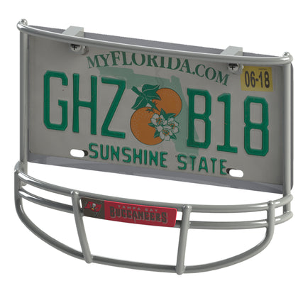 Tampa Bay Buccaneers Facemask License Plate Frame