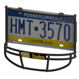Pittsburgh Steelers Facemask License Plate Frame