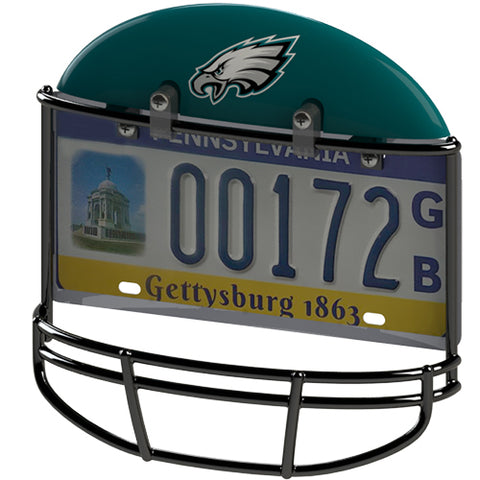 Philadelphia Eagles Helmet Frame