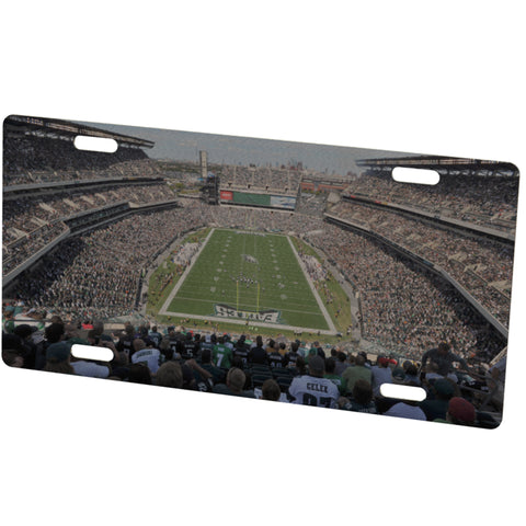 Philadelphia Eagles Stadium Metal Photo