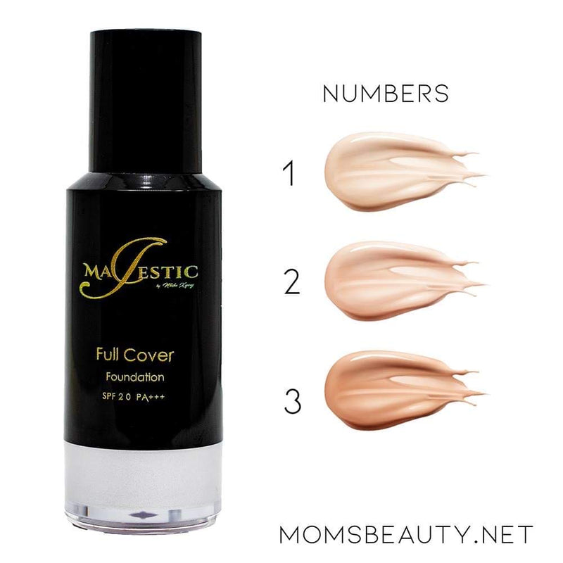 Majestic full cover foundation