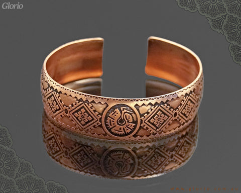 Copper Bracelet  - ARMAND
