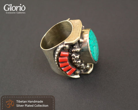 Ring - Model: Ring, Turquoise Stone