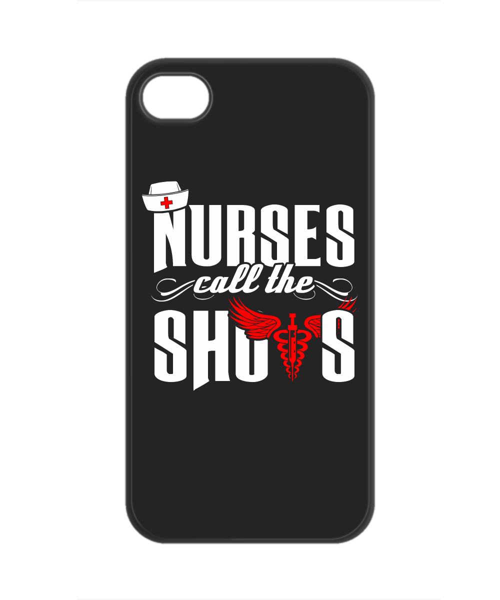 CALL THE SHOTS- PHONE CASE