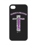NURSES PRAYER PINK - PHONE CASE