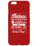 MAKE A DIFFERENCE DAY- PHONE CASE