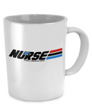 NURSE REAL HERO - MUG