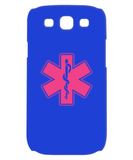 STAR OF LIFE PINK- PHONE CASE