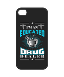 EDUCATED DEALER - PHONE CASE