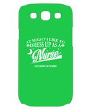 NIGHT NURSE- PHONE CASE