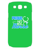 PROUD TO BE A NURSE - PHONE CASE