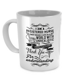 CRAZY FANTASY WORLD - MUG