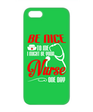 BE NICE- PHONE CASE
