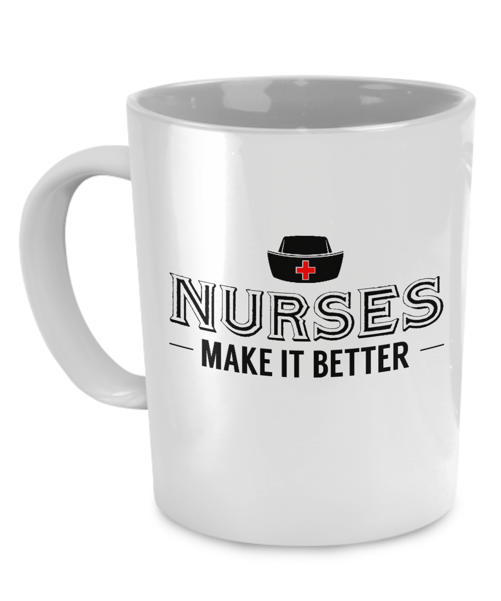 MAKE IT BETTER - MUG