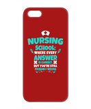 NURSING SCHOOL - PHONE CASE