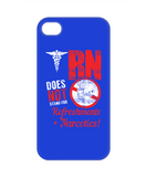 RN IS NOT - PHONE CASE