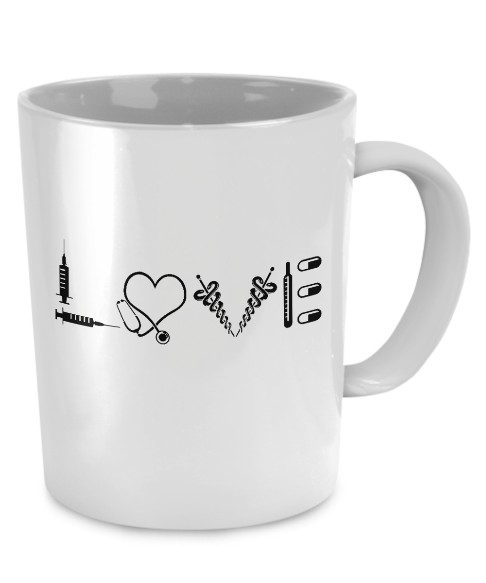 NURSING LOVE - MUG