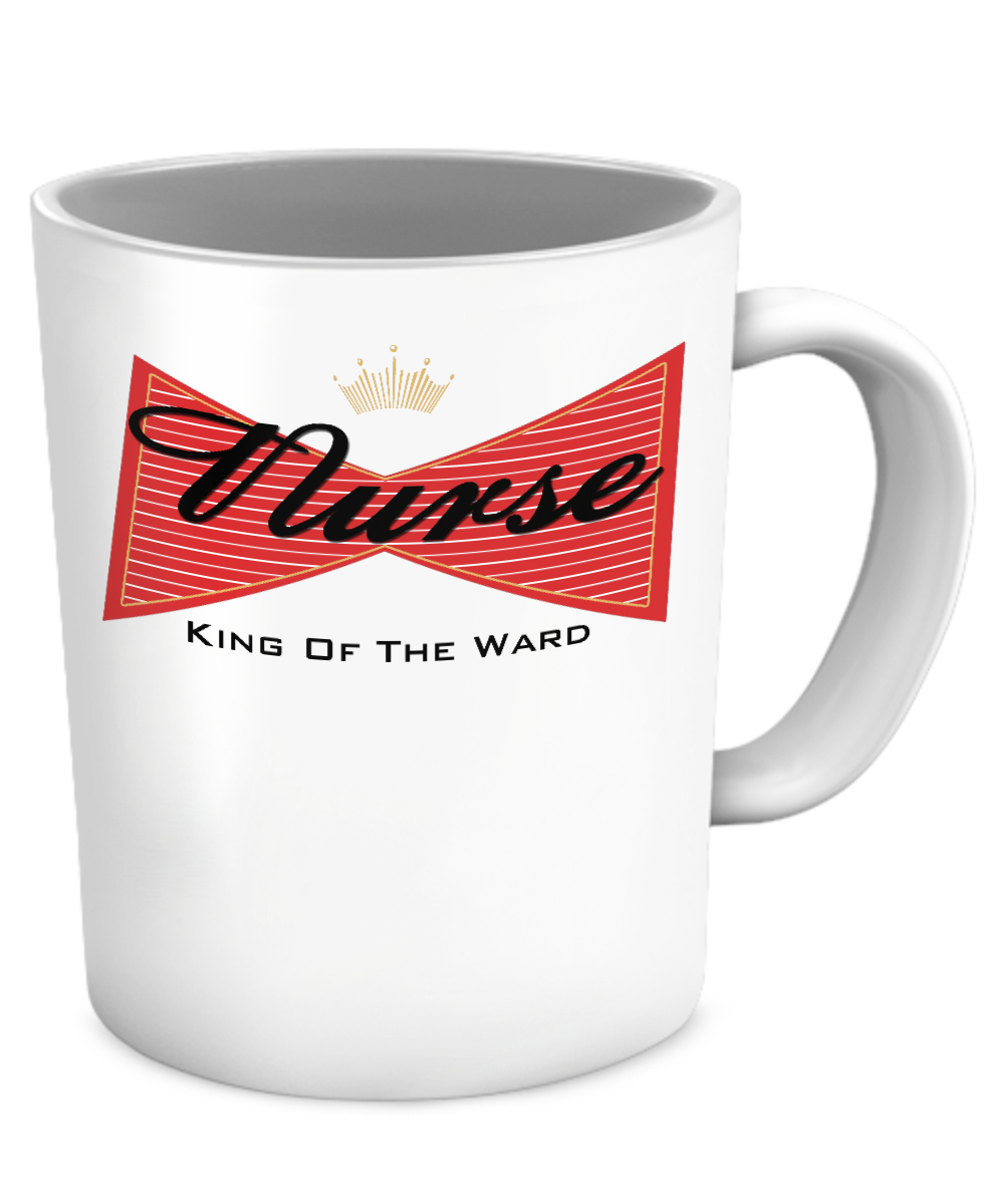 KING OF THE WARD - MUG