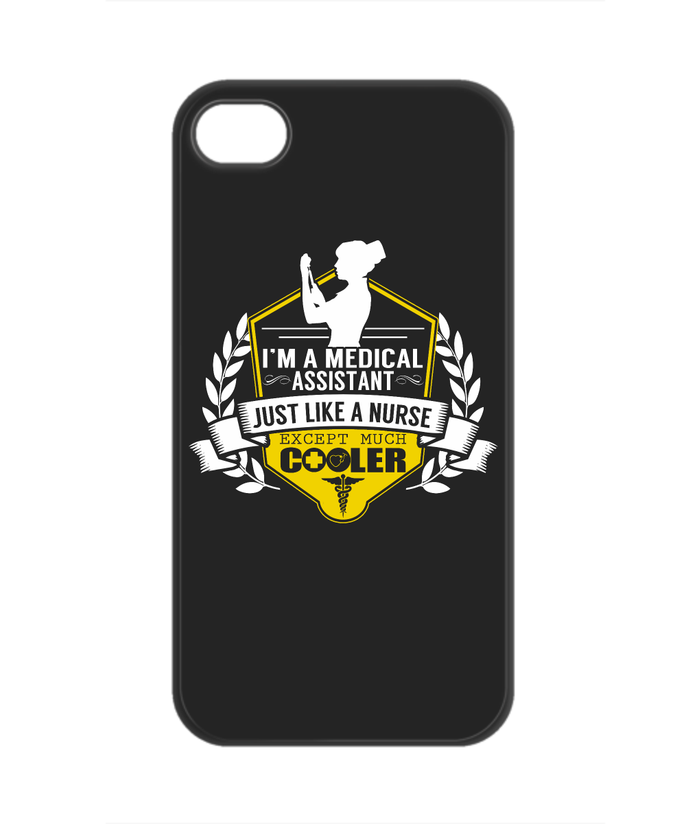 MED ASSISTANT COOLER - PHONE CASE