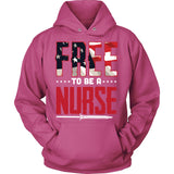 Free To Be A Nurse