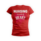 Nursing Work Of Heart