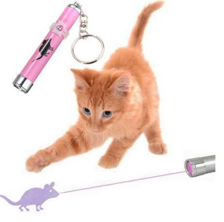 LED Laser Pointer Light Pen Animation Mouse