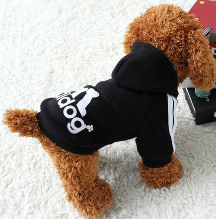 Cotton Hoodie Pet Jacket