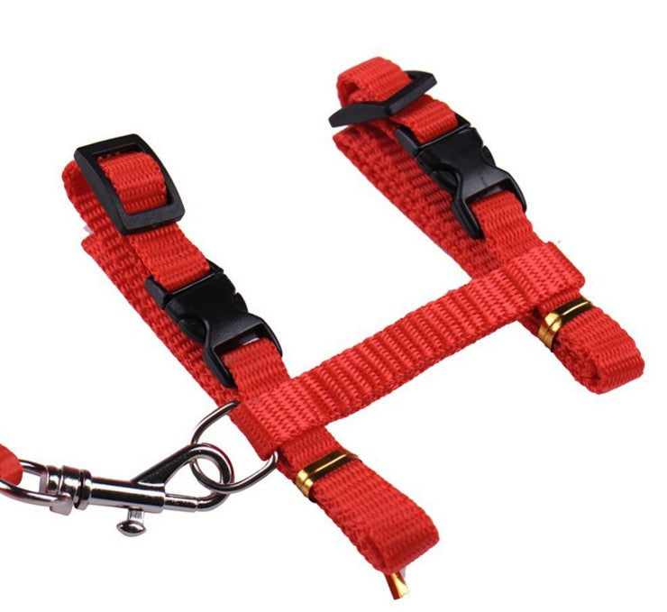 Adjustable Nylon Traction Harness