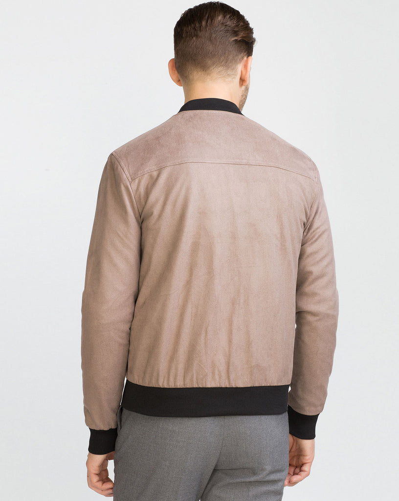 Jacket In Quilted Fabric
