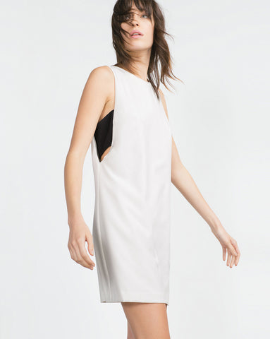 Soft Ruched One Shoulder