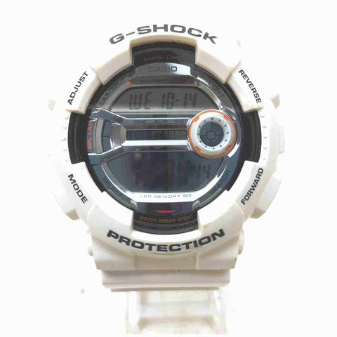 Casio White GD-110 G-Shock Watch 861456