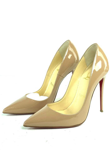Christian Louboutin Nude So Kate 120 Patent 3Loub71