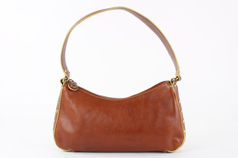 Cole Haan Brown Leather Hobo Bag 12ch1229