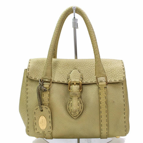Leather Selleria Satchel 867181
