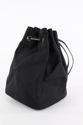 Gucci Black Drawstring Bucket Hobo Bag 23ggs1229