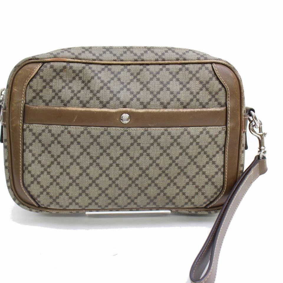 Gucci Diamante Monogram Toiletry Pouch 867160