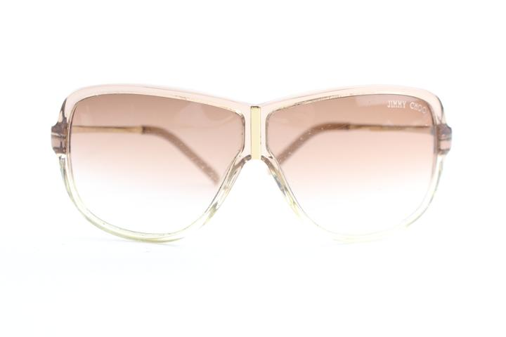 Jimmy Choo Logo Sunglasses 8MR0301